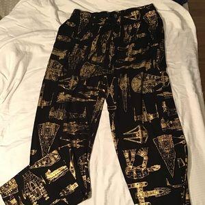 Mens Star Wars Pajama Pants